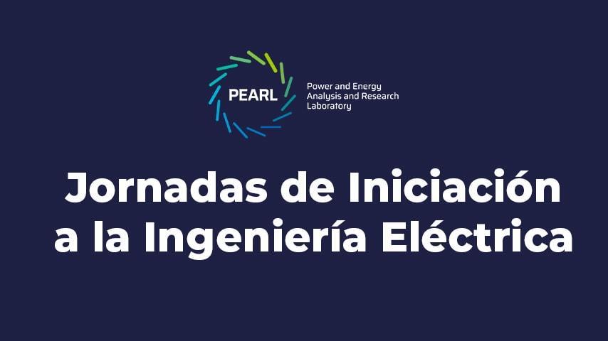 Jornadas de Iniciación a la Ingeniería Eléctrica